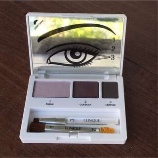 Clinique Colour Surge Eye Shadow Trio (Eyeshadow Palette)
