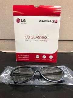 BRAND NEW LG 3D GLASSES