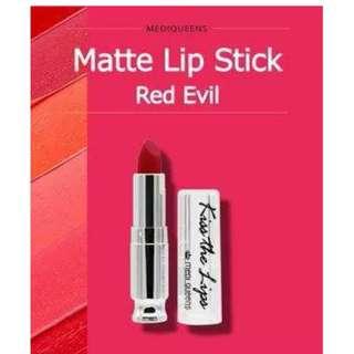 Matte Liptstick - Red Evil