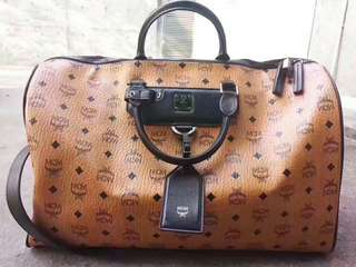 Travel bag MCM