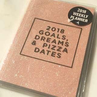 2018 Typo Planner