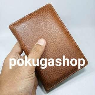 Dompet kulit pria premium bam /dompet pria kulit asli