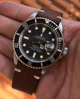 1983 Rolex Submariner 16800