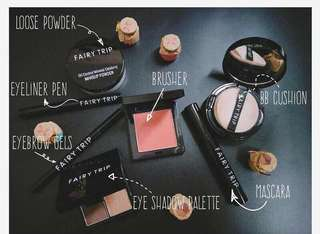 7 In 1 Make up Boxes