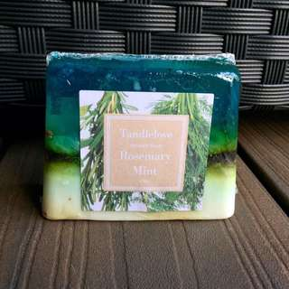 Rosemary Mint Artisan Soap (150g)