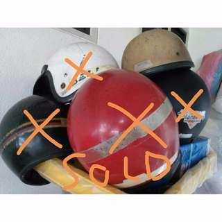 Vintage Laser Stv Bell Sgv Nova Arc Fiberglass Passola Steng Helmet