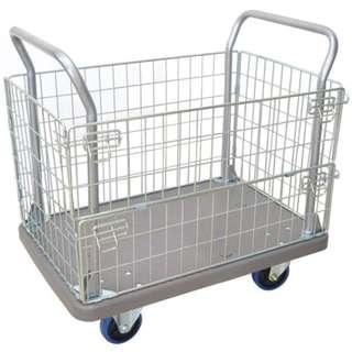 PE+P.Coat B.Trolley PE-Basket-1010/300 (Item No.G01-238)