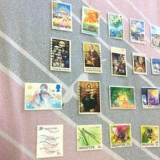 Individual Stamp