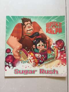 Disney's Wreck-it-ralph
