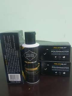Polish Master Viral + Microfiber Cloth