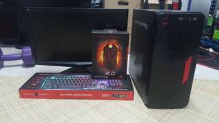 Gaming Desktop full set