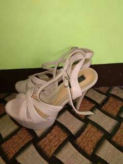 Pageant heels