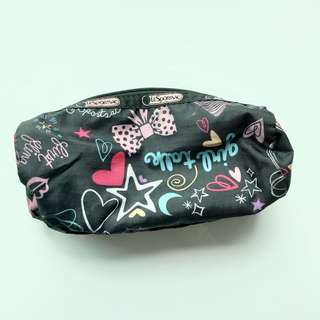 Authentic LeSportsac Pouch