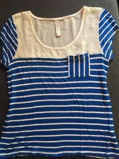 Springfield stripes blouse
