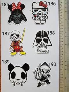 Assorted Stickers