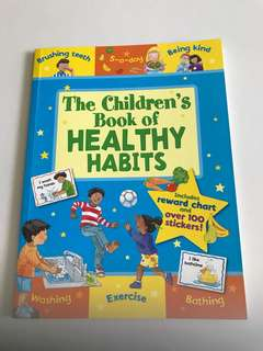 The children book of healthy habits