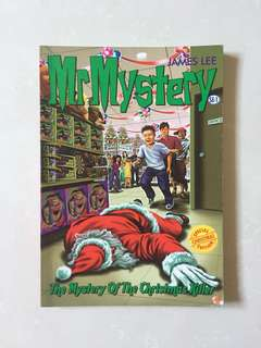 Mr Mystery : The Mystery of The Christmas Killer