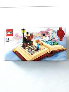Lego 40291 Hans Christian Andersen.