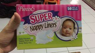 Super Nappy Liners