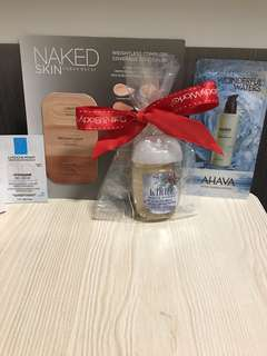 All items for one price (bath and body works hand gel and more)