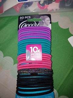 Goody Hair Ties 30ct
