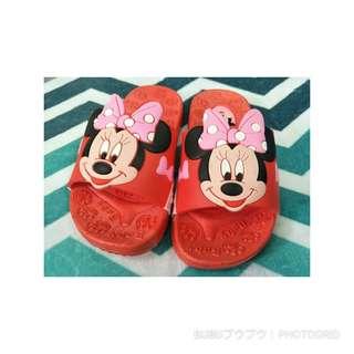 🚚 No.3 - Minnie 防水拖鞋