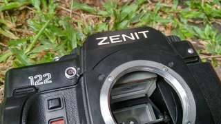 Kamera analog film 35mm ZENIT 122