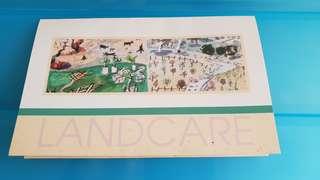 1992 Australia Stamp Landscape Set