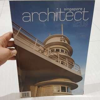 Singapore Architect 219 (Magazine)