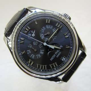 Pre Owned Patek Philippe 5056P Annual Calendar
