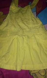 Baju/overal/baju kodok