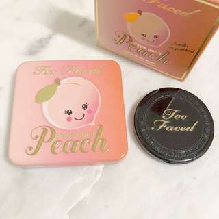 TOO FACED SWEET PEACH BLUSH