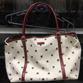 Gucci Valentines Edition Joy tote LIMITED EDITION