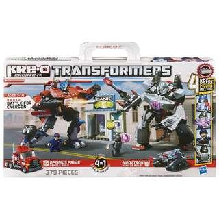 KRE-O Transformers Battle for Energon Set [BIB]