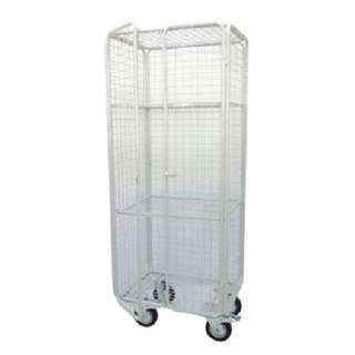 Powder Coating Clean Linen Trolley-CLT-800/EX(GR) (Item No: G01-223)