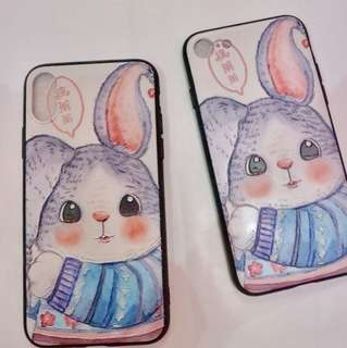 3D Case Rabbit Iphone