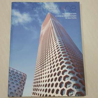 Architecture@08 by BCI Asia
