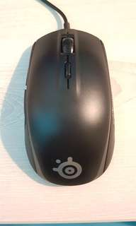 Steel series rival 100 optical mouse