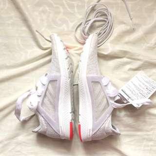 100% Authentic Adidas Edge Lux White Women's