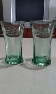 HP Coca Cola Glass Set