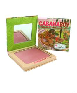 The balm cabana boy blush
