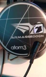 Atom 3 gaming headphones