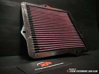 AIR FILTER KNN drop in HONDA EG single cam