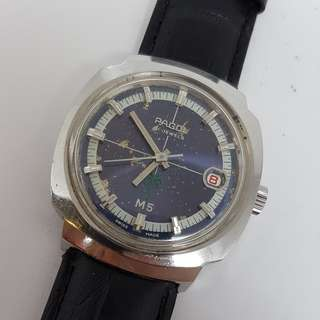 Pagol M5 Winding Vintage Watch