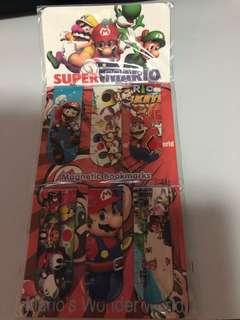 Supermario Bookmark Magnet