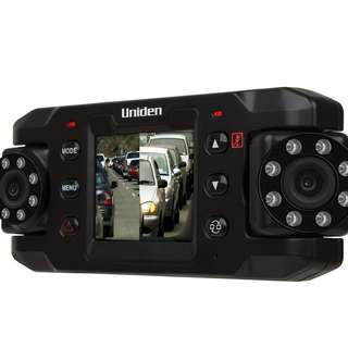 Uniden Dashcam 2 Cameras-NightVision