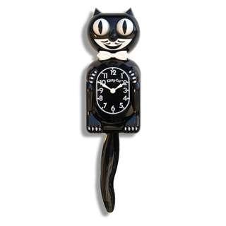 The Original Kit-Kat Clock [BIB]