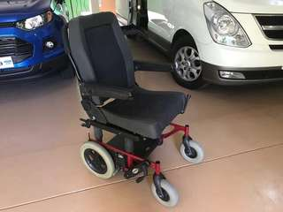 Electric Travel Wheelchair