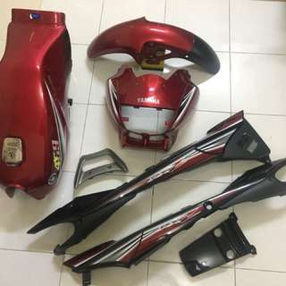 Coverset HLY