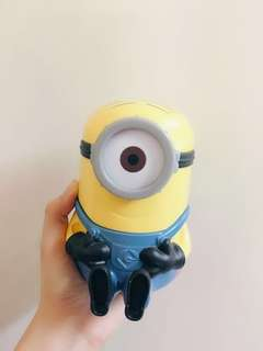 Minions Cereal Container Milk Bottle (NEW)